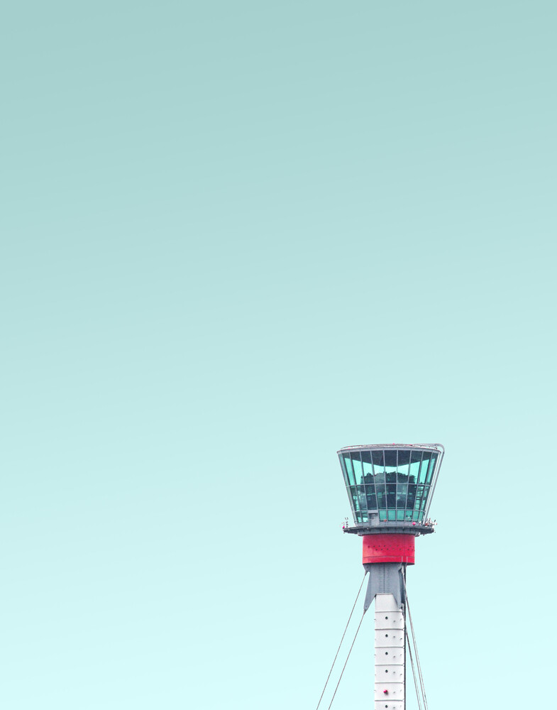Lonely Tower - Fineart photography by Simone Hutsch
