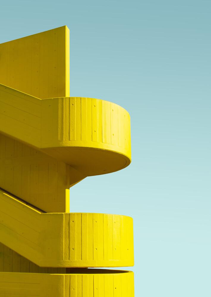Yellow Stories - fotokunst von Simone Hutsch