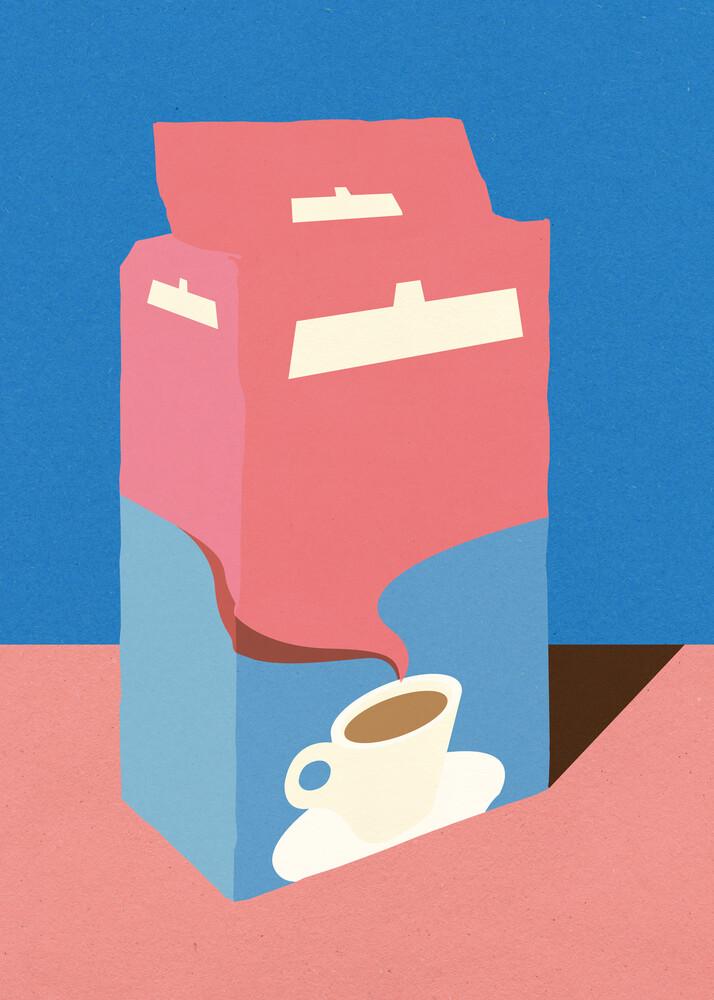 Espresso Crema E Gusto Dolce - Fineart photography by Rosi Feist