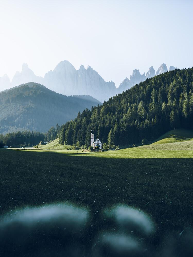 Chiesetta di San Giovanni - Italien - fotokunst von Daniel Schumacher