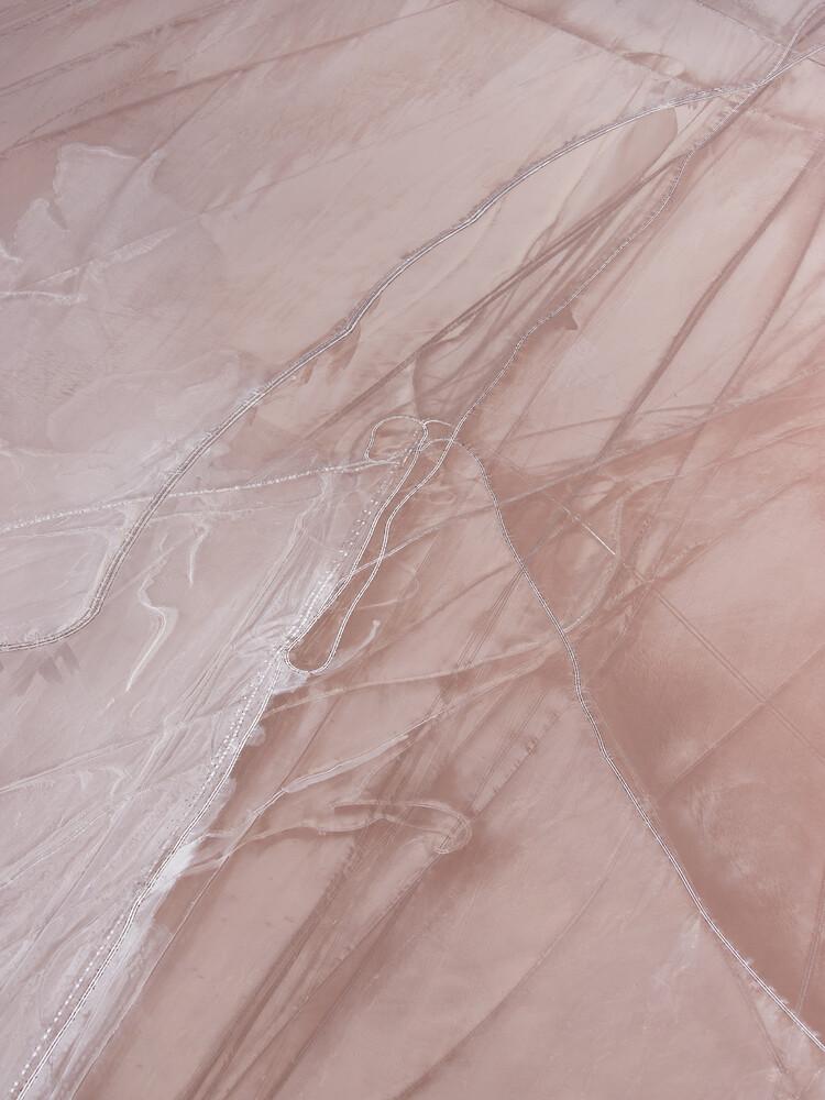 Salt Textures - Fineart photography by Frida Berg