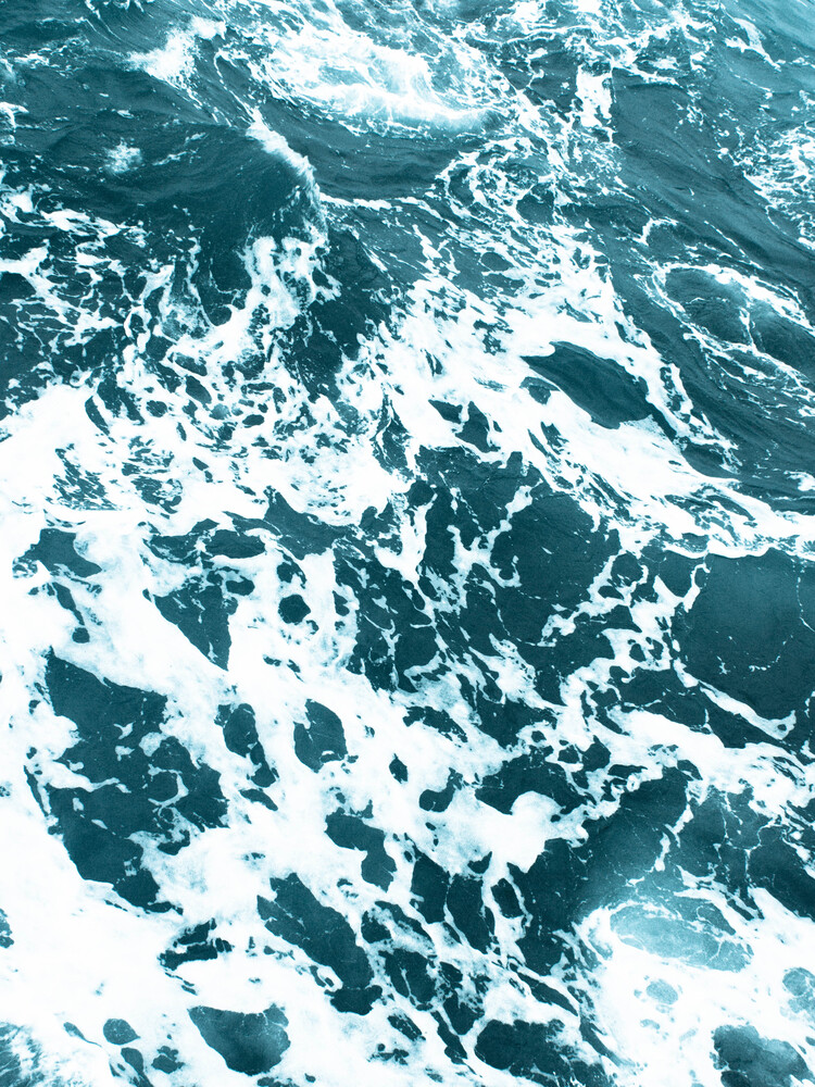 Blue Ocean - Fineart photography by Victoria Frost