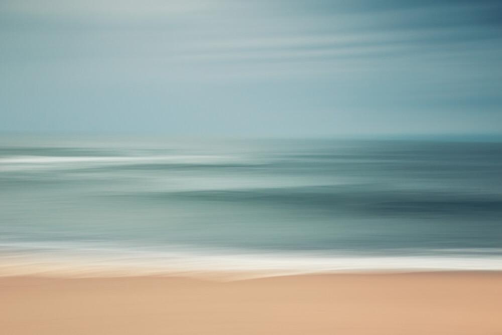 dreamlike sea - fotokunst von Holger Nimtz