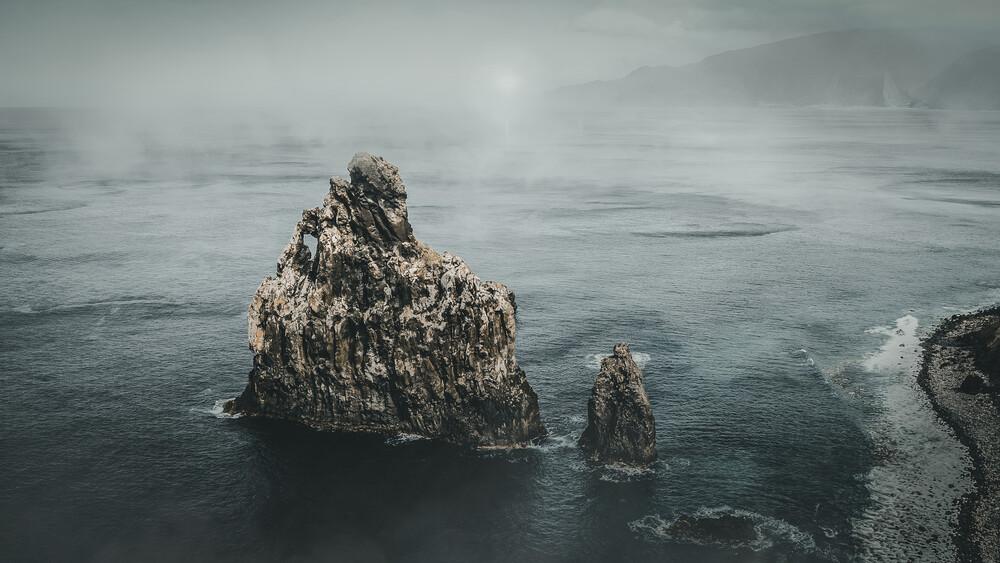 A nameless beach - Fineart photography by Brian Decrop