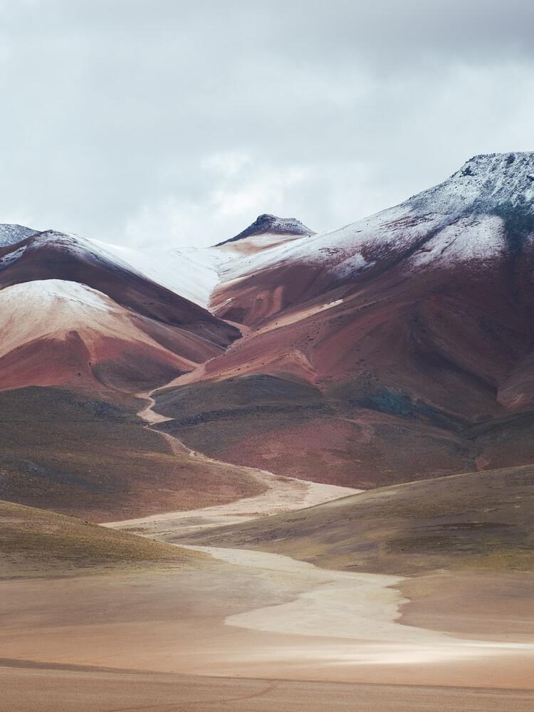 Desert Colors - fotokunst von Manuel Gros
