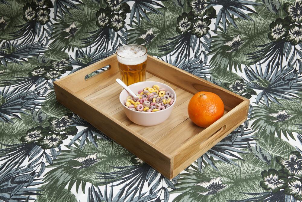 Breakfast time - fotokunst von Loulou von Glup