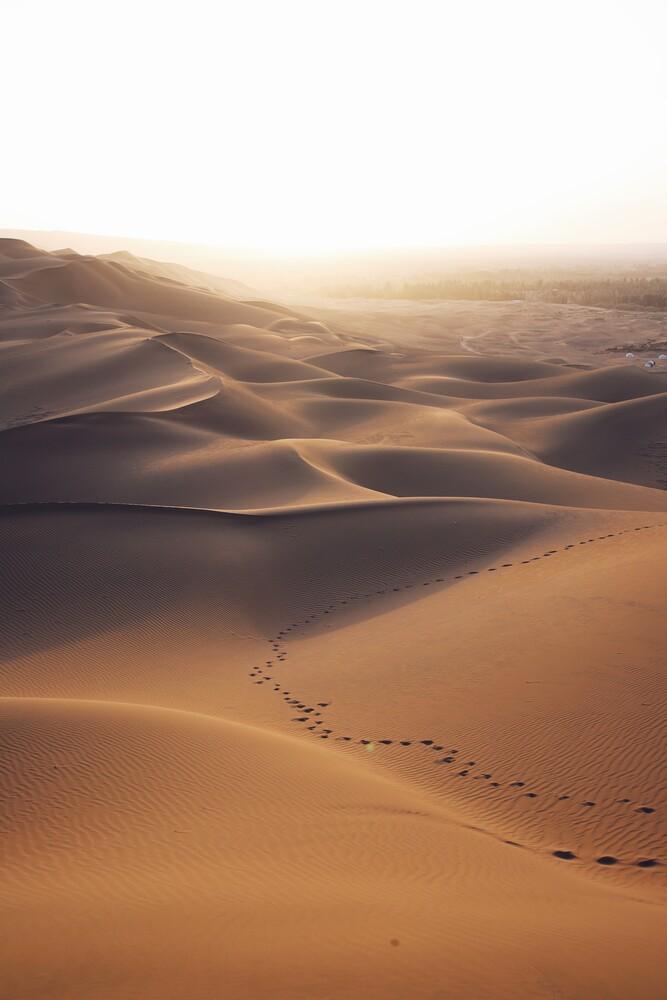 Verlorene Wüste - fotokunst von Christian Hartmann