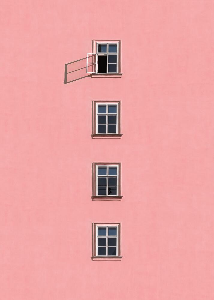 The Air Up There - fotokunst von Rupert Höller
