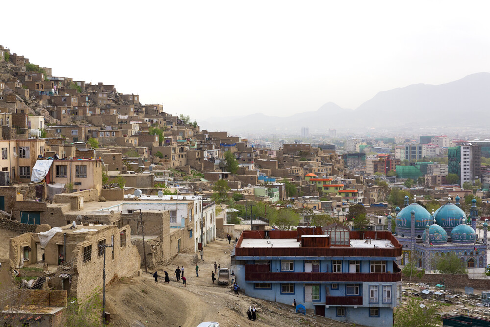 Kabul - Fineart photography by Theresa Breuer