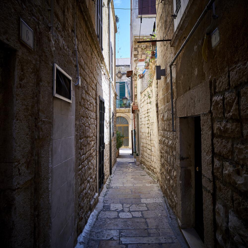 Trani, Italien - fotokunst von Norbert Gräf
