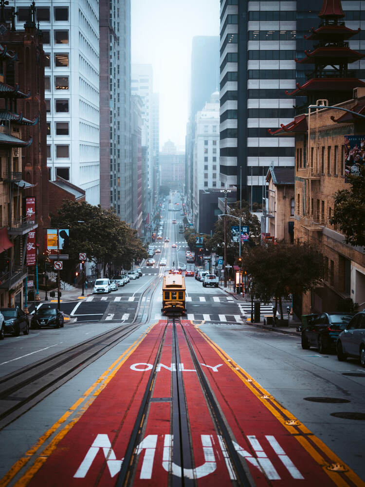 Cable Car - Fineart photography by André Alexander