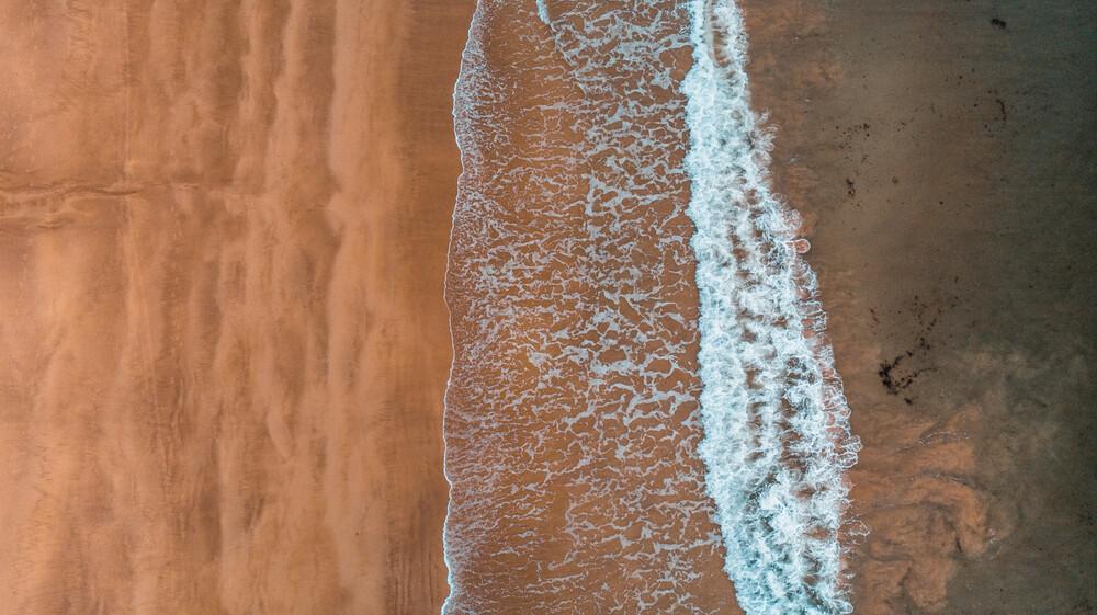 Irish Beaches - fotokunst von Laura Zimmermann