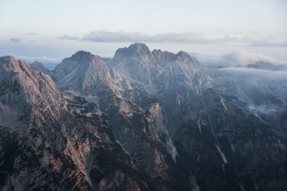 Mountain Glow - Fineart photography by Lina Jakobi