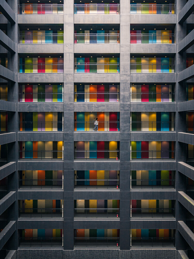 the SoHo - fotokunst von Dimitri Luft