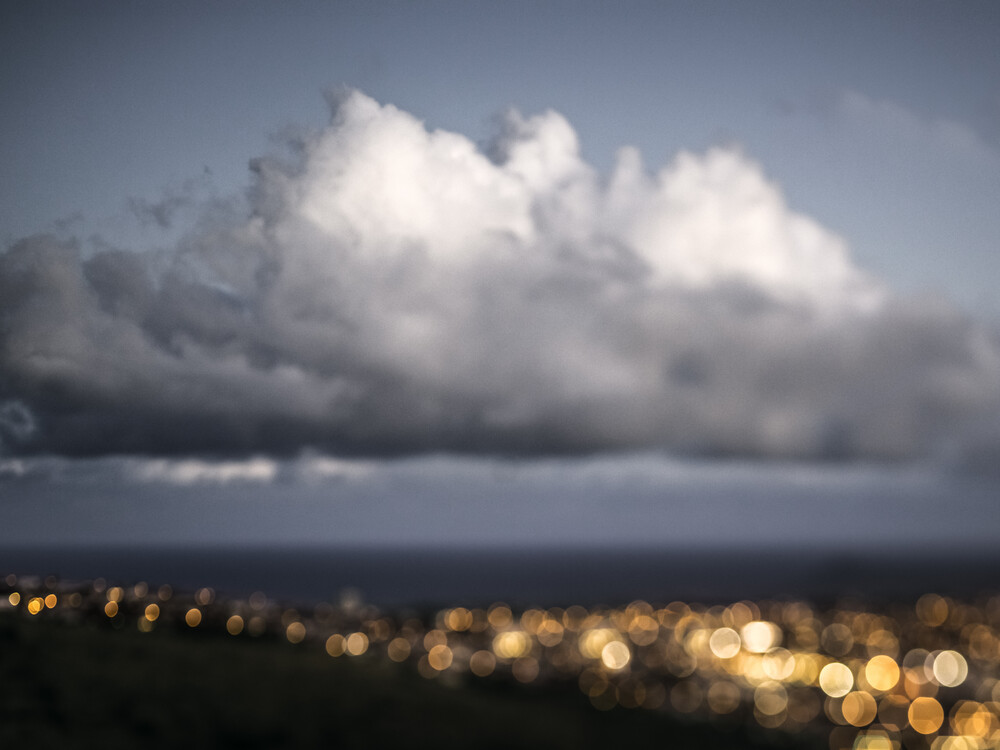 Clouds Waves - Fineart photography by Vera Mladenovic