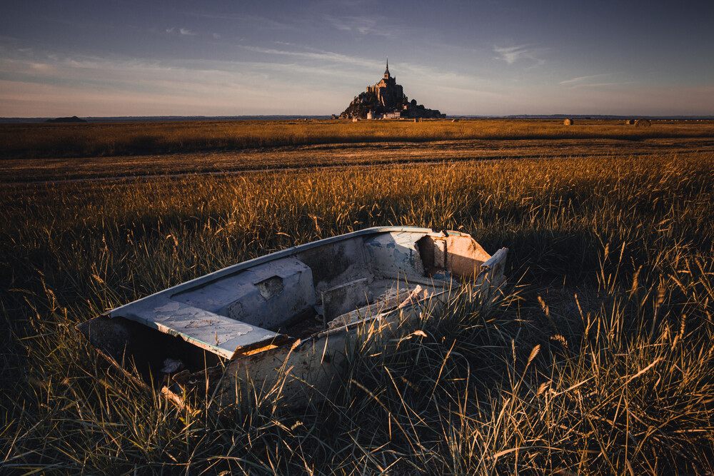 Le Mont-Saint-Michel - Fineart photography by Eva Stadler