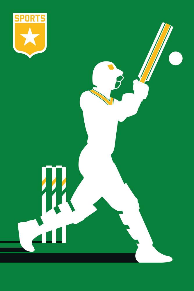 Cricket - fotokunst von Bo Lundberg