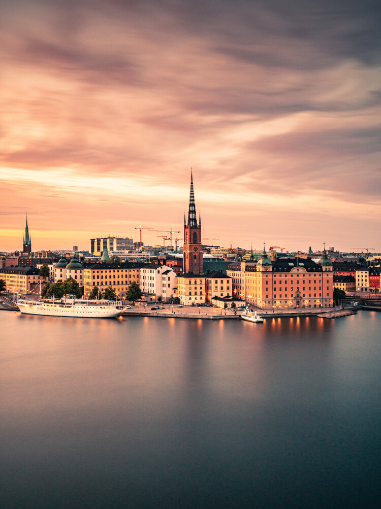 30 seconds in Stockholm - Fineart photography by Dimitri Luft