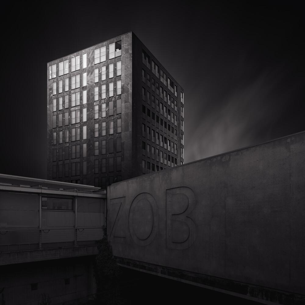 Empire of the reborn - fotokunst von Richard Grando