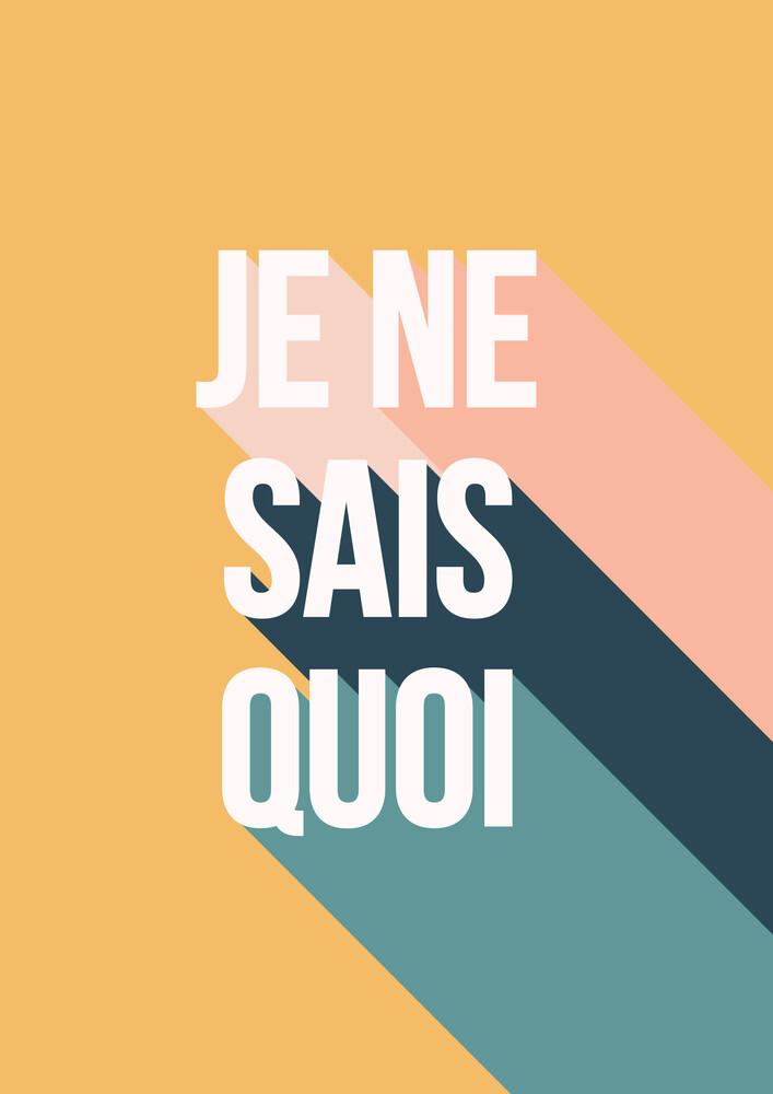 Je Ne Sais Quoi - Fineart photography by Frankie Kerr-Dineen