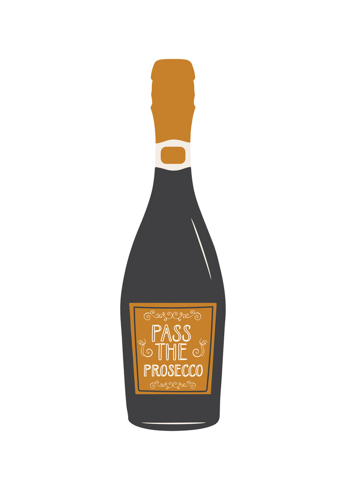 Pass The Prosecco - Fineart photography by Frankie Kerr-Dineen