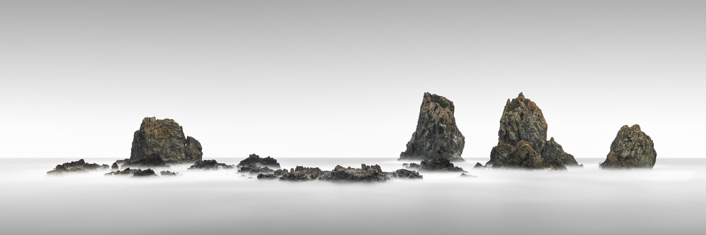 Omijima Beach Japan - fotokunst von Ronny Behnert