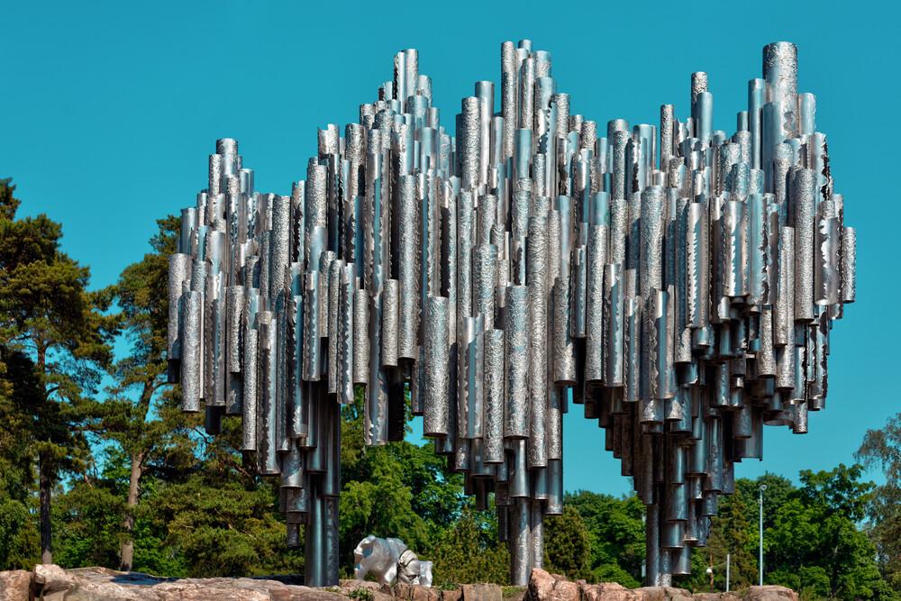 Sibelius No. 02 - fotokunst von Michael Belhadi
