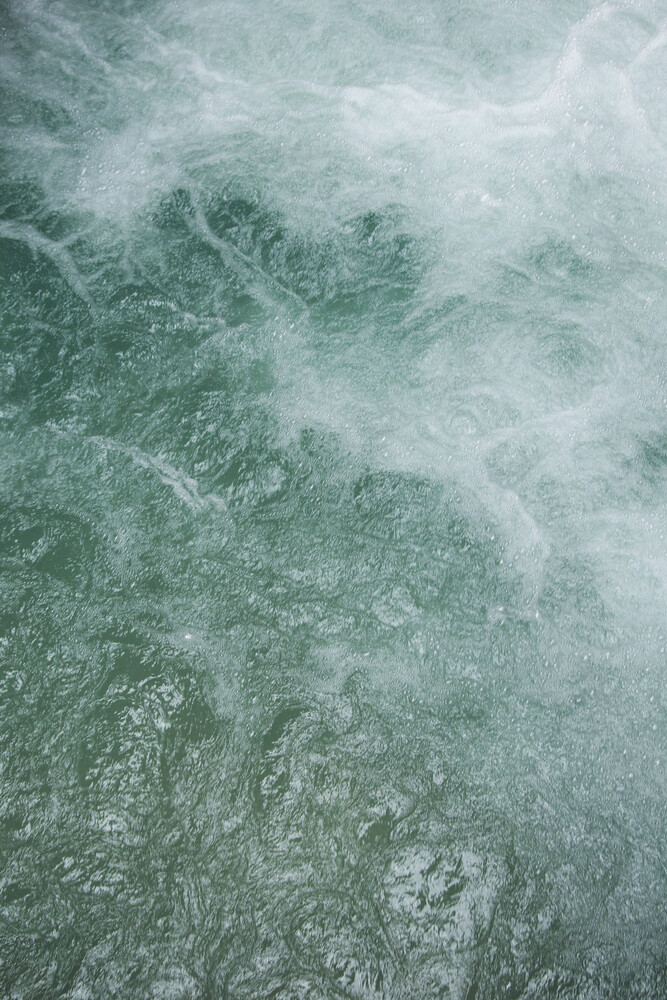 Glacier Water - Fineart photography by Studio Na.hili