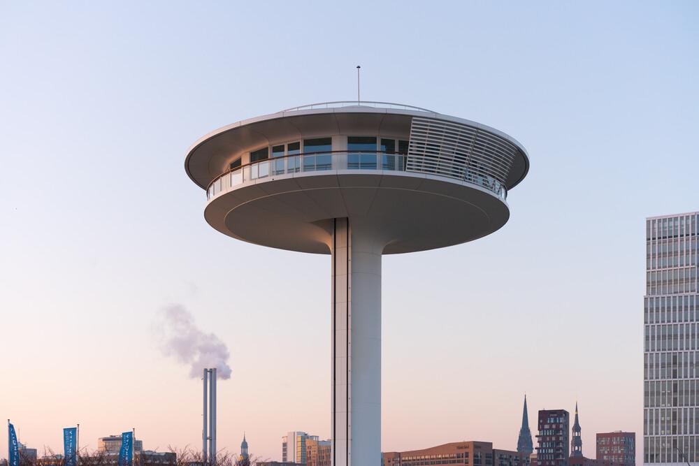 Hamburg - fotokunst von Jonas Hafner