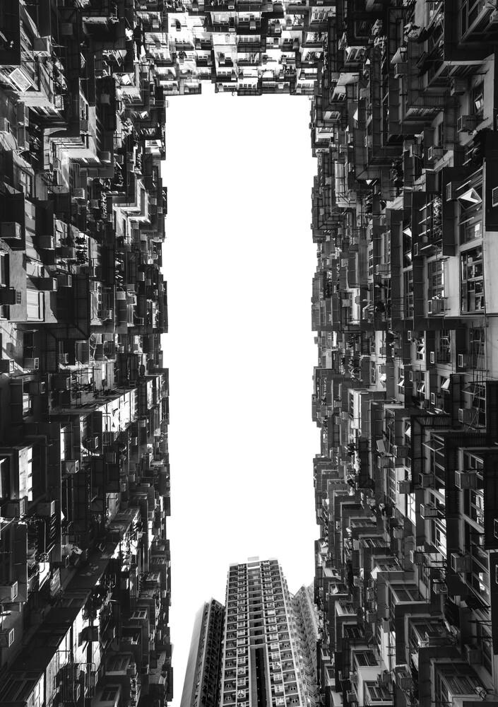 Hoch hinaus - fotokunst von Pascal Genzel