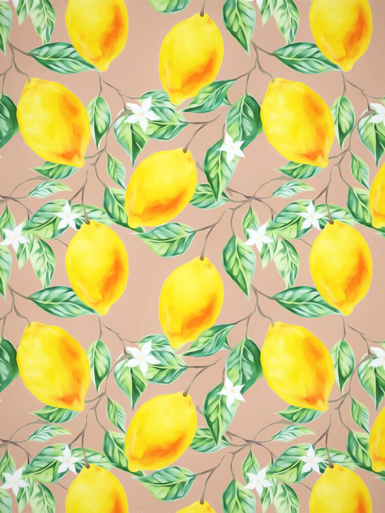 Lemon Fresh - fotokunst von Uma Gokhale