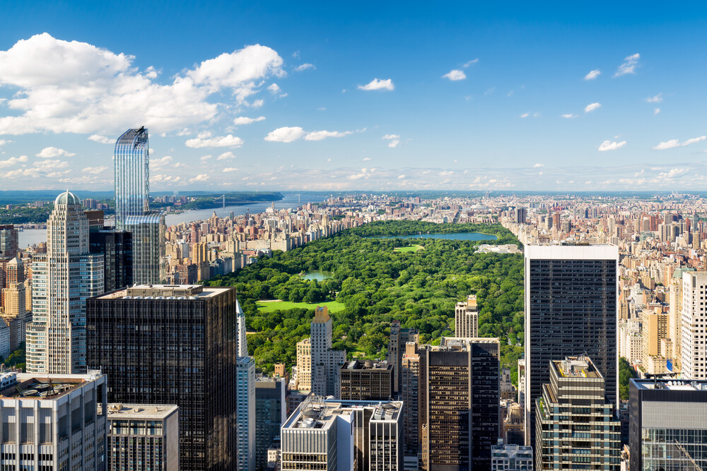Central Park in New York City - Fineart photography by Jan Becke
