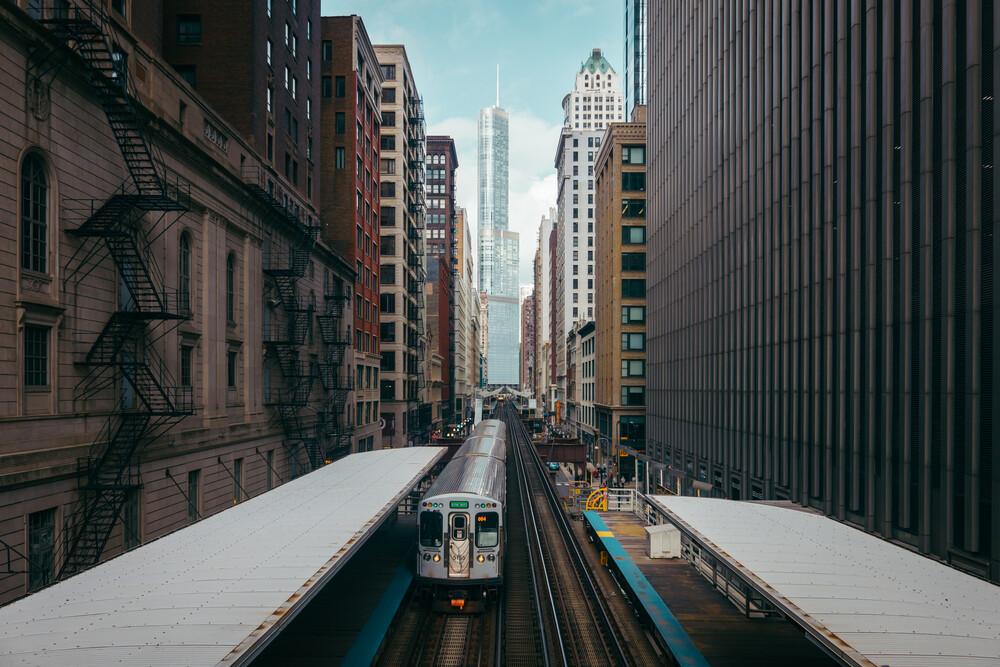CHICAGO, CHICAGO - fotokunst von Roman Becker