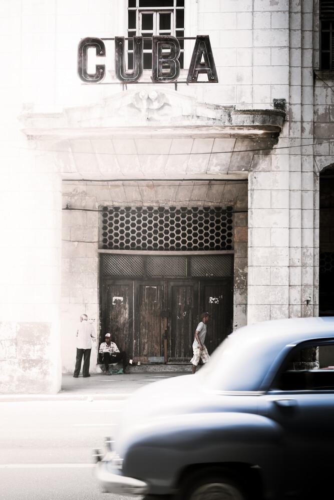 Cuba - fotokunst von Tillmann Konrad