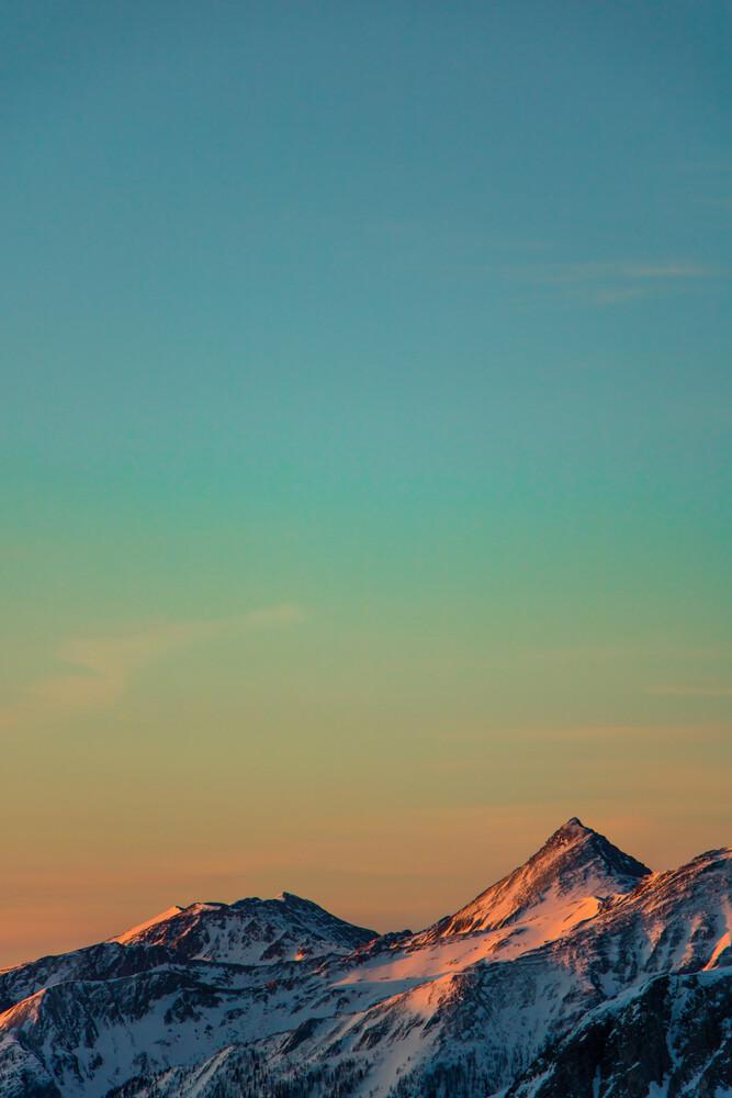 Berge - fotokunst von Marius Kayser