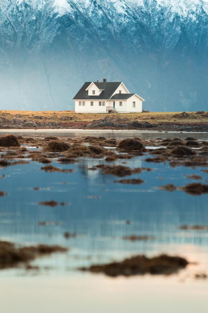 The House - fotokunst von Sebastian Worm