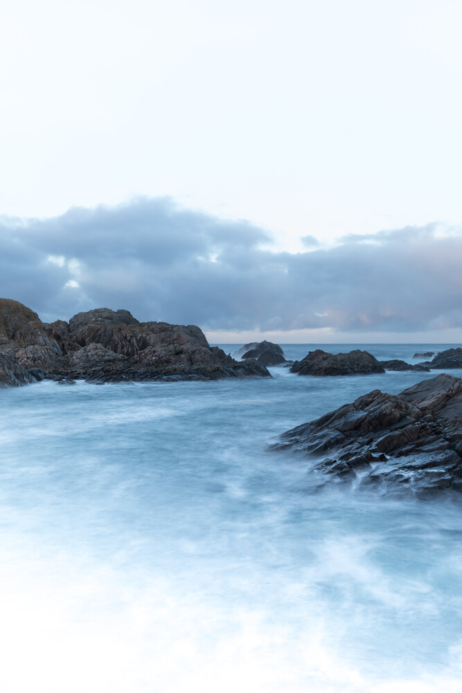 Around the Rocks - fotokunst von Sebastian Worm