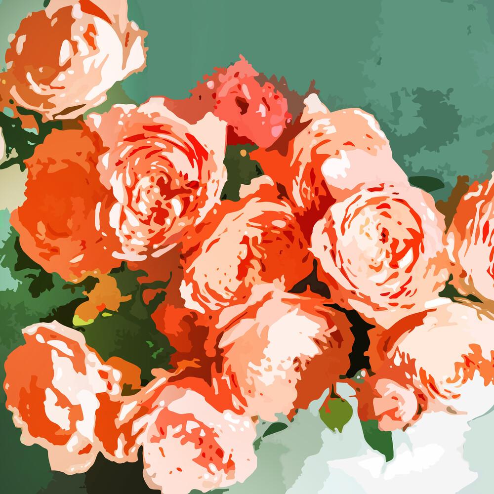 Perfect Blossom - fotokunst von Uma Gokhale