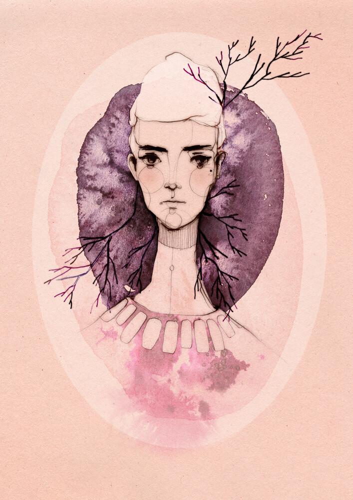 Lilac - fotokunst von Ekaterina Koroleva