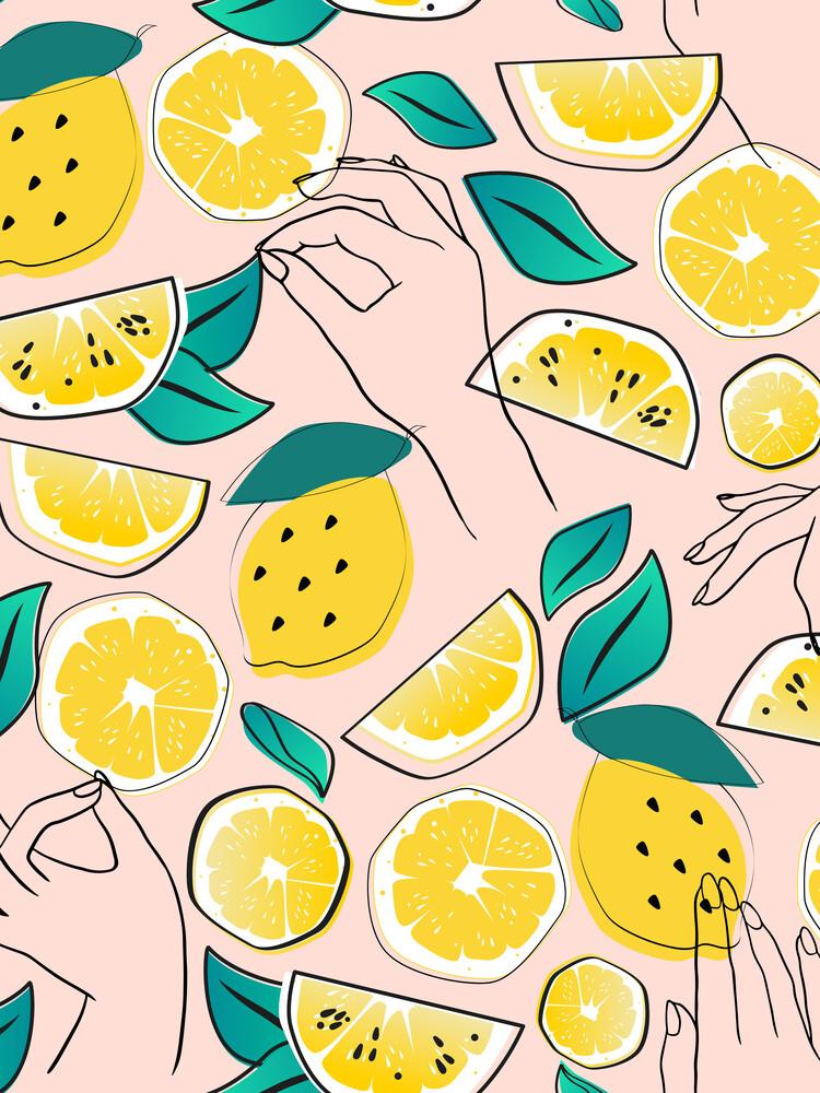 In Lemons We Trust - fotokunst von Uma Gokhale