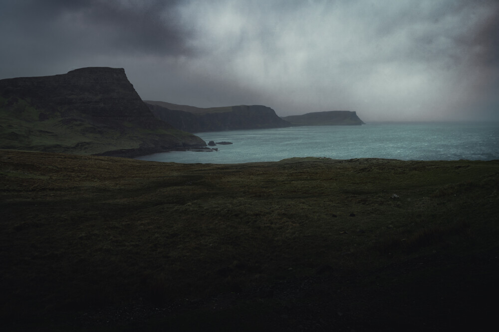 Mood of Skye - Fineart photography by Ashley Groom