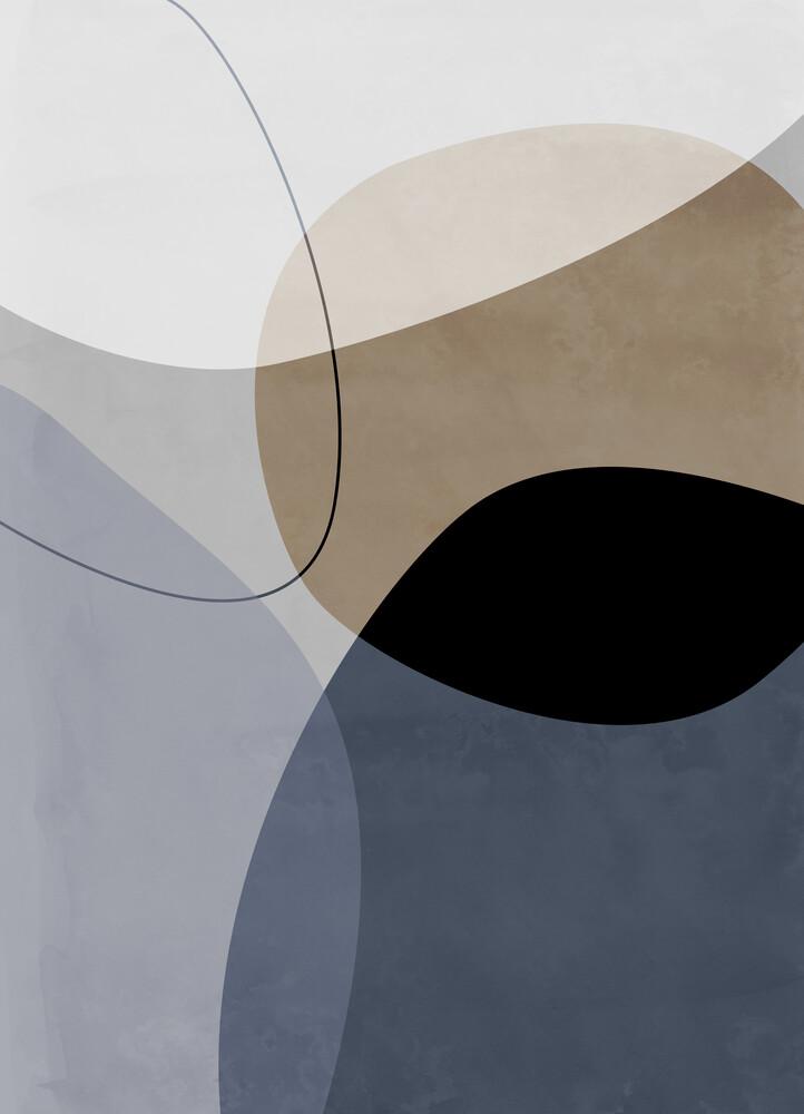 Graphic 210Y - fotokunst von Mareike Böhmer
