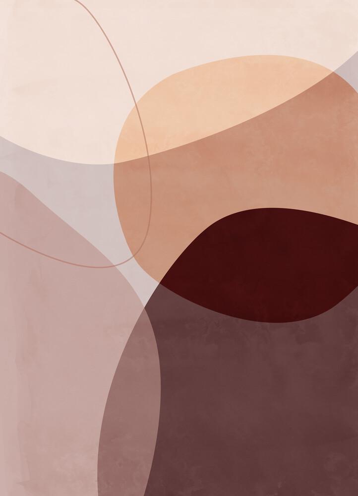 Graphic 211Y - fotokunst von Mareike Böhmer