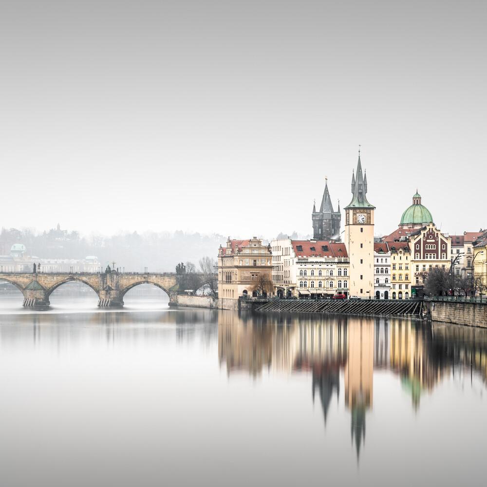 Vltava - Study | Prag - fotokunst von Ronny Behnert