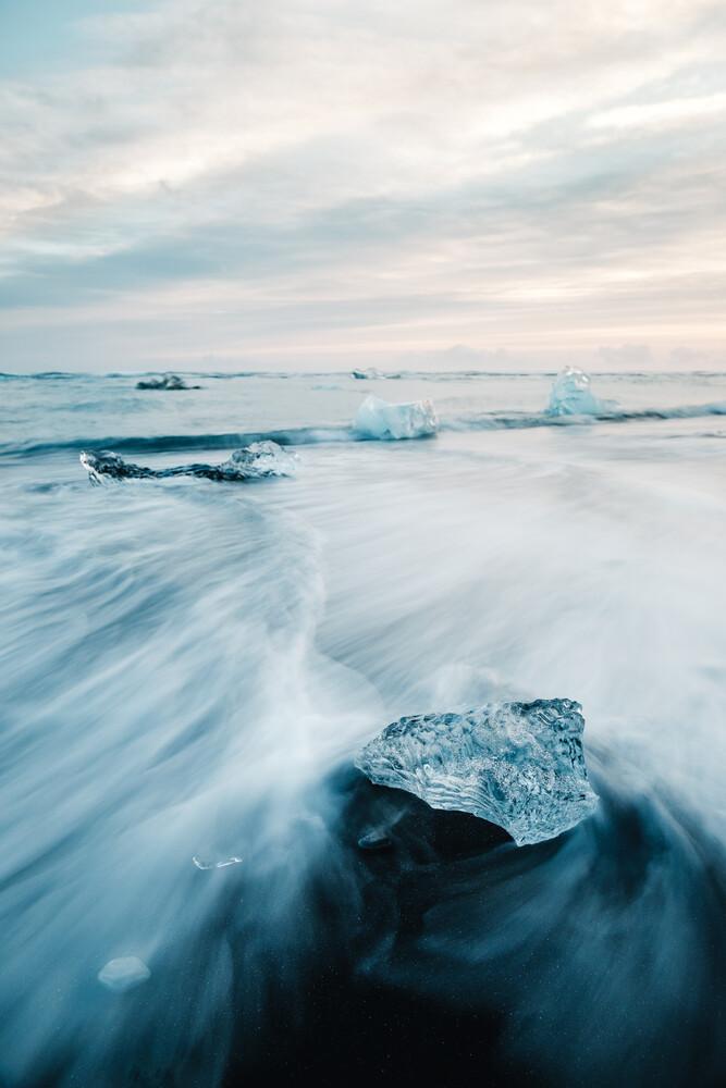 Ice and Sea - fotokunst von Felix Dorn