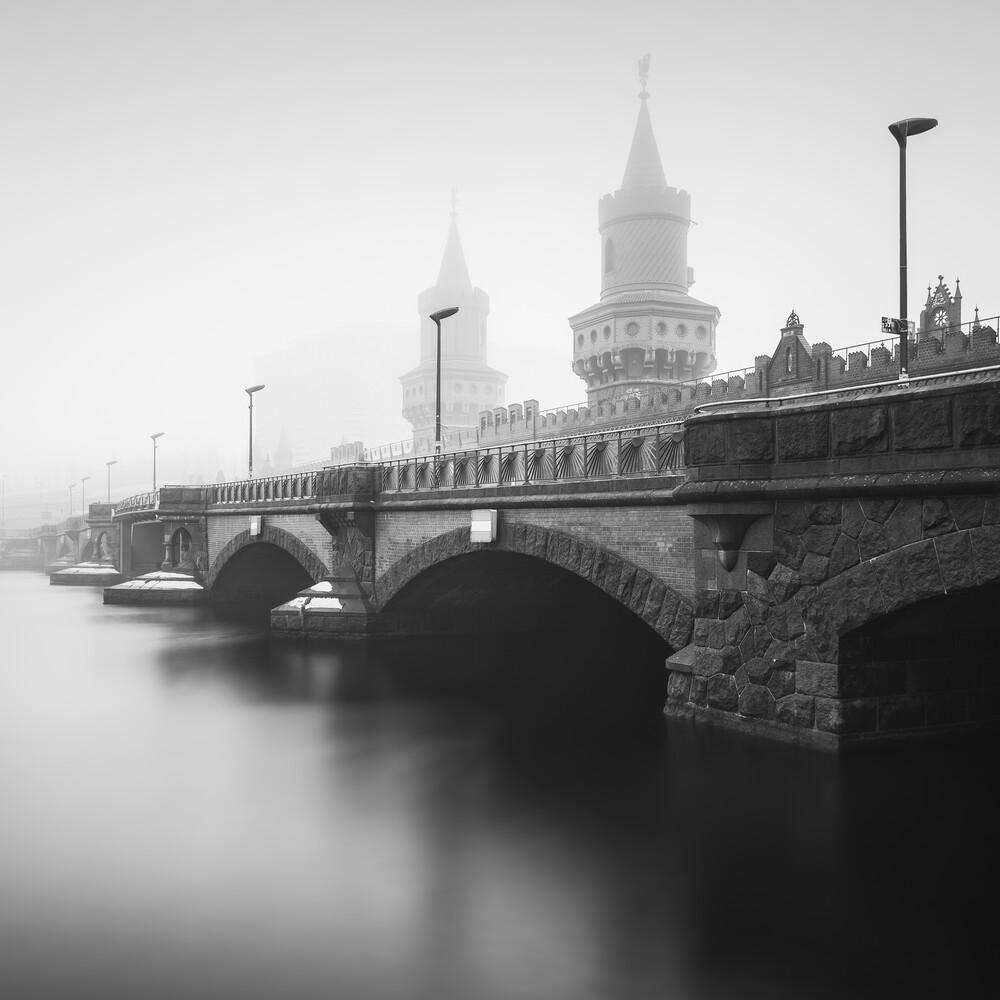 Oberbaumbrücke in Berlin - Fineart photography by Thomas Wegner