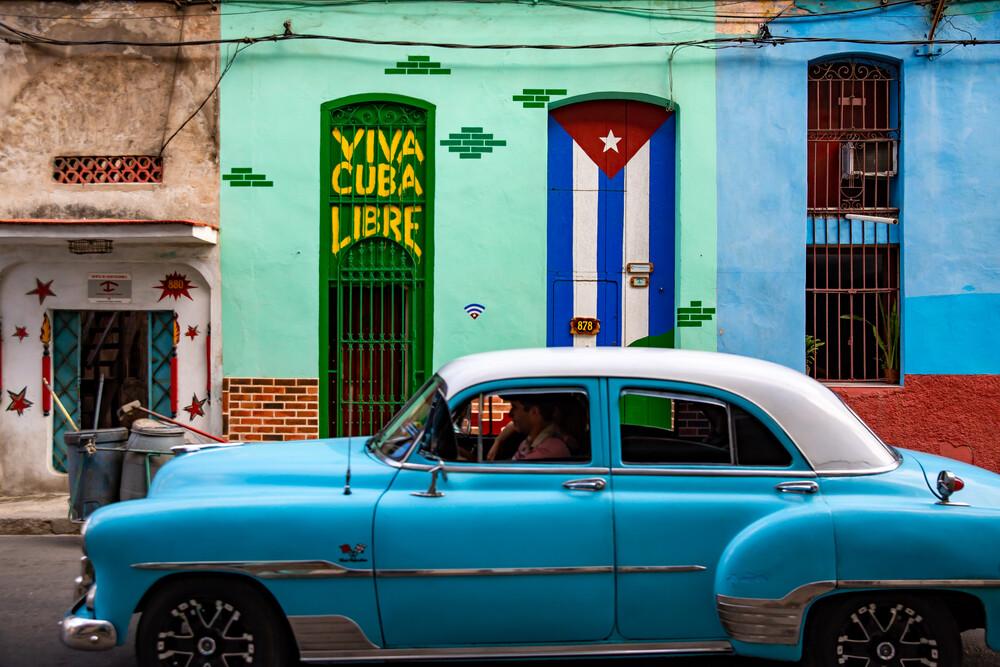 Viva Cuba - fotokunst von Miro May