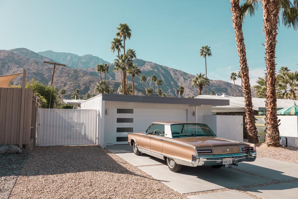 DESERT LEGEND Chrysler - Fineart photography by Roman Becker