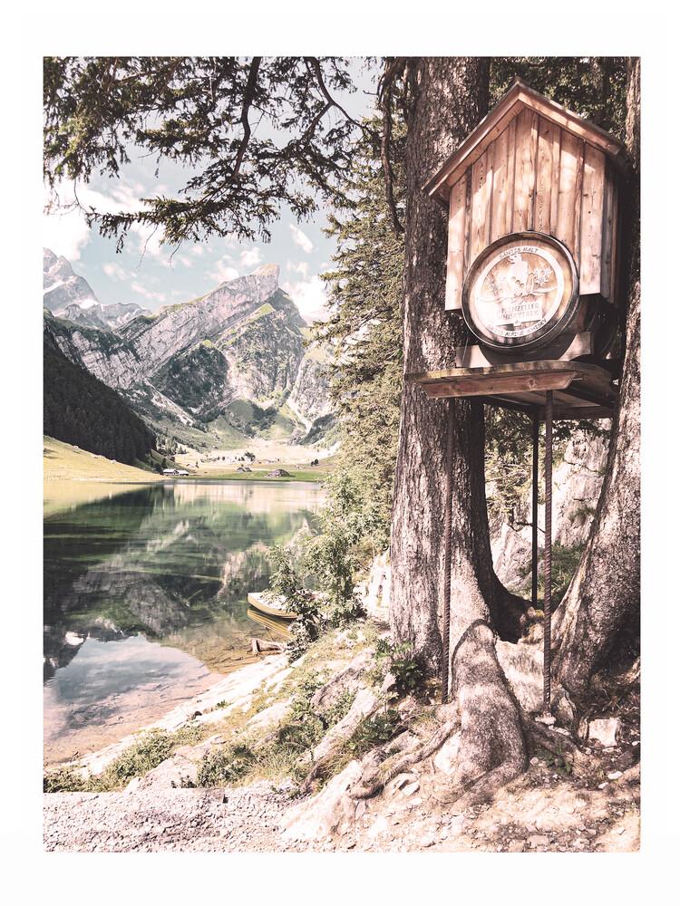 Mantika Schweiz Appenzell - fotokunst von Christina Wolff