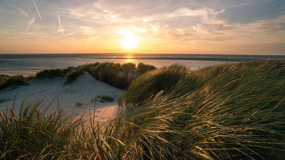 Dünenblick an der Nordsee - fotokunst von Philipp Behncke